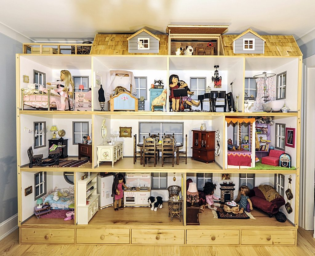 Custom Built Dollhouses Custom Built Dollhouses